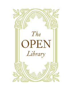 Biblioteca Abierta : Una página web para cada uno de los libros.