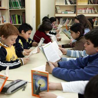 ¿Cómo imagina cada escuela la biblioteca escolar?