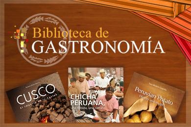 Biblioteca de Gastronomía