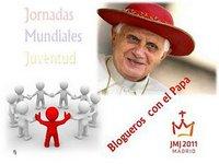 Primer Encuentro Internacional de Blogueros con el Papa